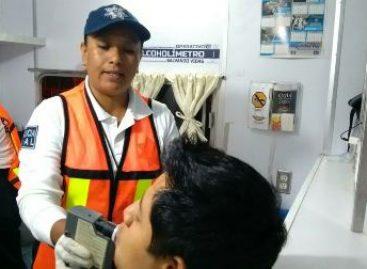 Arrestados 16 conductores por conducir en estado de ebriedad en Oaxaca