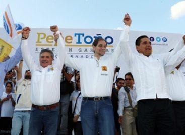 En Oaxaca no hay monarquía hereditaria; aquí hay democracia y se vota: Basave Benítez
