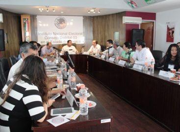 Coordinación, la base para una jornada electoral exitosa: IEEPCO