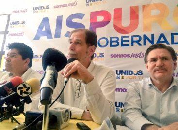 Quieren Gobierno federal y el PRI frenar la transición democrática: Basave Benítez
