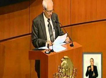 Pide senador informe sobre riesgos por volcanes en México