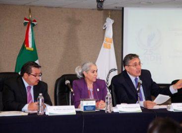 Urge revisar y replantear el sistema penitenciario en México bajo un parámetro de derechos humanos