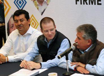 Impedir regresen los Murat´s a gobernar Oaxaca, pide Ricardo Anaya, líder del PAN