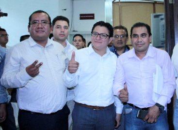 Cumple PRI ante el IEEPCO con registro de planillas a concejales en Oaxaca