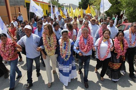 Candidato al gobierno de Oaxaca