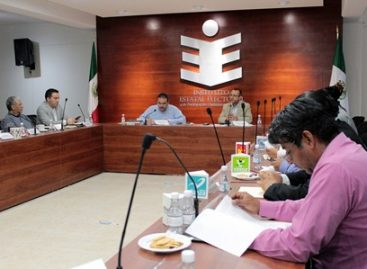 Amplían plazo para solicitar registro de candidatos a concejales en Oaxaca