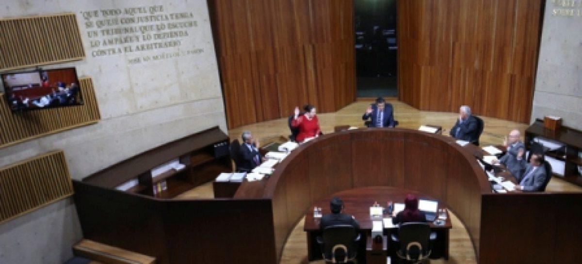 Revoca TEPJF acuerdos que cancelaban registro de candidatos de Morena a gobernador en Durango y Zacatecas