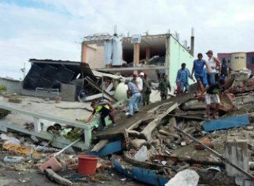 Envía Gobierno de la República delegación mexicana en apoyo por el sismo en Ecuador