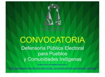 Inicia TEPJF segunda fase del proceso de aspirantes a ocupar defensorías electorales