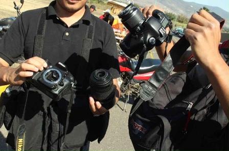 Documentados 107 asesinatos de periodistas