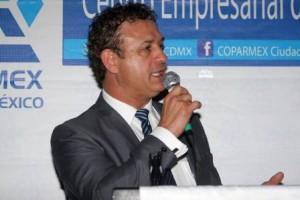 Candidato a la presidencia de la Coparmex