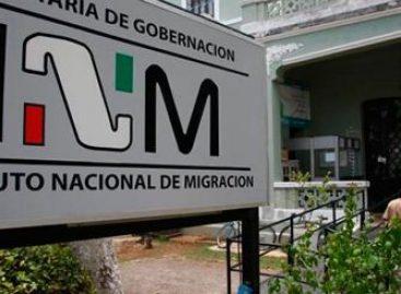Recibe el INM a 238 cubanos que arribaron en dos vuelos procedentes de Panamá