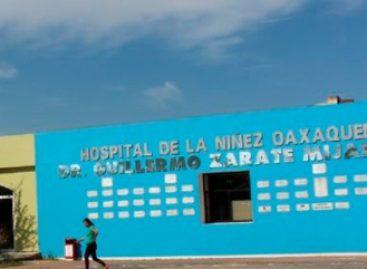Pide Defensoría proteger a adolescente que requiere medicamento para cirugía en el Hospital de la Niñez