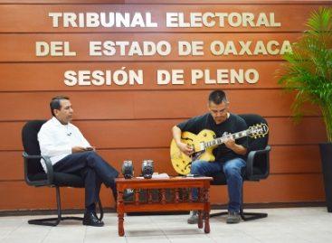 Preservan resoluciones de justicia electoral indígena derecho de comunidades a elegir a sus autoridades: López Vásquez