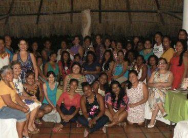 Capacitan CNDH y UABJO a mujeres afromexicanas de Guerrero y la Costa oaxaqueña