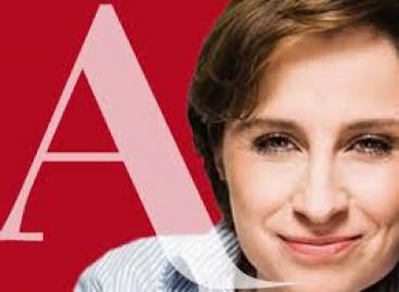 "Carmen Aristegui para la medalla ""Belisario Domínguez"", senadora de Morena Layda Sansores"