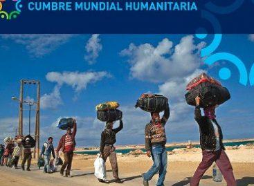 Participa México en la Cumbre Mundial Humanitaria en Estambul, Turquía