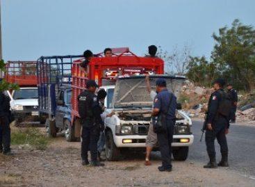 Suman 191 unidades de motor recuperadas por fuerzas de seguridad en lo que va del año
