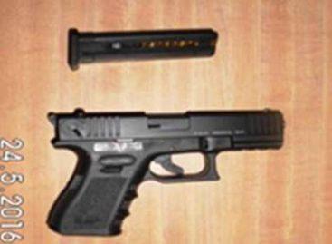 Con armas de fuego detiene policía de Oaxaca a cuatro personas en la Costa y el Istmo