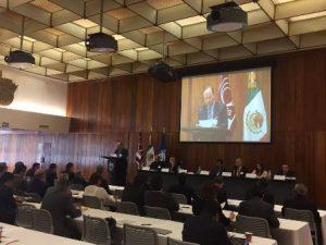 El IME participó en la sesión