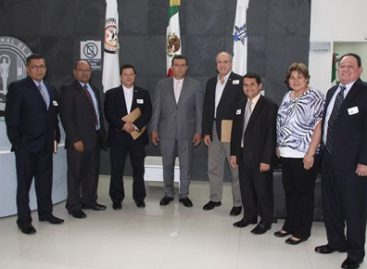 Interesados legisladores salvadoreños en estrategia de sistema penitenciario mexicano