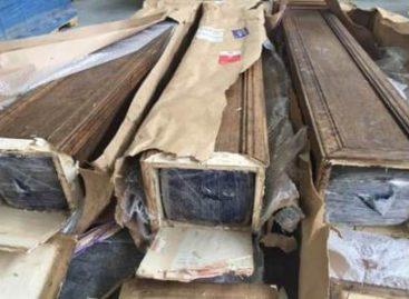 En Guerrero, asegura Policía Federal más de seis kilogramos de heroína; dos detenidos