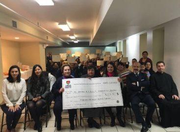 Entrega SRE becas y apoyos a organizaciones y jóvenes mexicanos en Nueva York