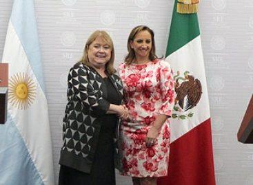 Renuevan México y Argentina sus vínculos Políticos, Económicos y de Cooperación