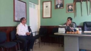 Candidato a diputado local del PT por el distrito 04 de Teotitlán de Flores Magón