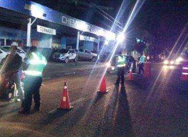 Retirados de la vía pública 12 conductores alcoholizados durante Operativo Alcoholímetro
