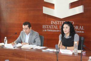 Presidenta de la Comisión Permanente de Comunicación del IEEPCO