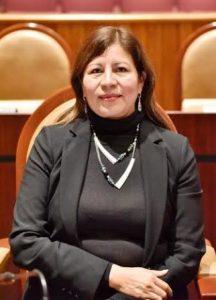 Diputada local por el PRD