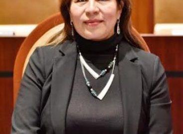 Asume Juanita Cruz Cruz coordinación de diputados del PRD en la Legislatura de Oaxaca