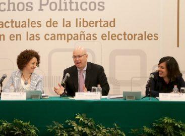 Protege el TEPJF el discurso político y permite el debate de los problemas: Nava Gomar