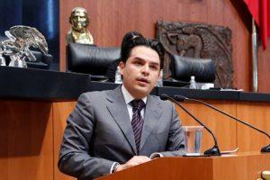 Senador del PRD
