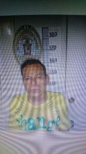 """Javier Torres Martínez (a) """"La Barbie"""", otro de los presuntos homicidas."""