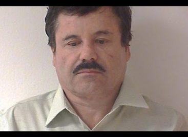 Conceden extradición internacional de Joaquín Guzmán Loera al Gobierno de Estados Unidos