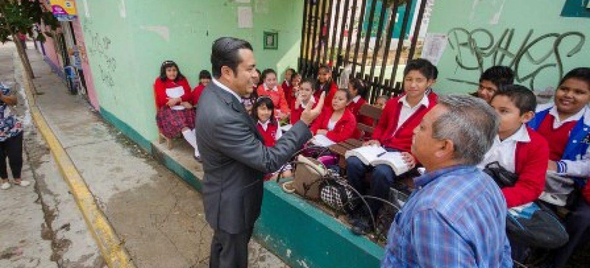 Abiertas el 88% de las escuelas del nivel básico de Oaxaca, con asistencia escolar normal: IEEPO