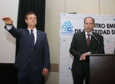Jesús Padilla Zenteno, nuevo presidente de la Coparmex en la Ciudad de México