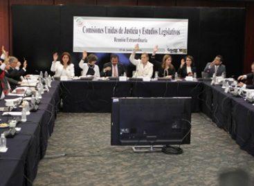 Aprueban comisiones cambios a Ley Orgánica de la PGR y al Código Penal Federal