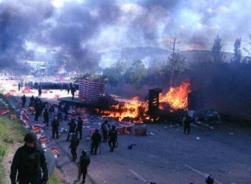 Nochixtlán en llamas, Gabino no lee los Twitter de @EPN
