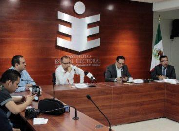 Informan IEEPCO e INE sobre avances del Proceso Electoral en Oaxaca