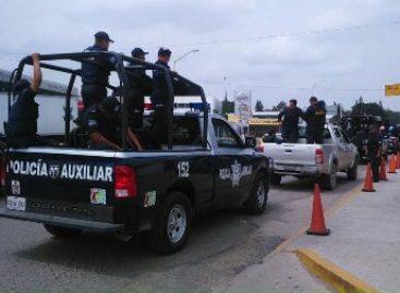 Detenidas siete personas armadas durante Operativo Elecciones 2016 en la Costa de Oaxaca