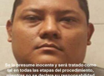 Detiene Policía Federal a presunto líder de grupo delictivo que operaba en el estado de Guerrero