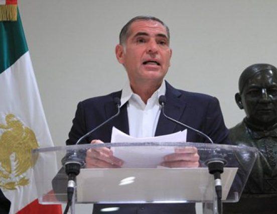 Llama Gabino Cué a magisterio y organizaciones sociales a la desmovilización
