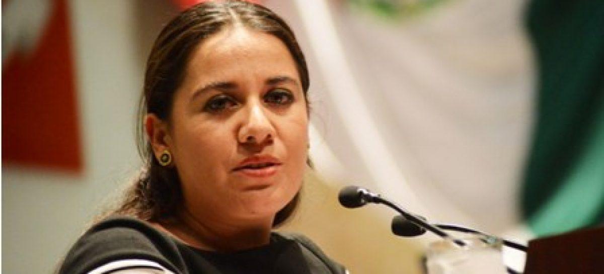 Convoca legisladora oaxaqueña a instalar mesa de diálogo; Morena-DF exige renuncia de Nuño Mayer