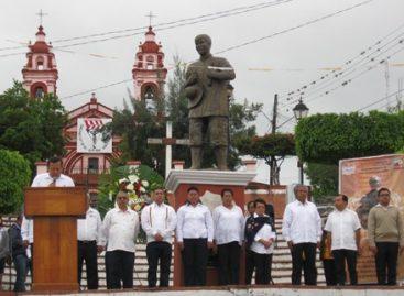 Conmemoraron 204 años de la gesta heroica del indomable 'Indio de Nuyoó' en Huajuapan