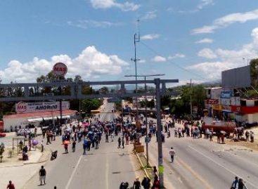 Pide Comisión Permanente garantizar abasto de productos básicos en Oaxaca
