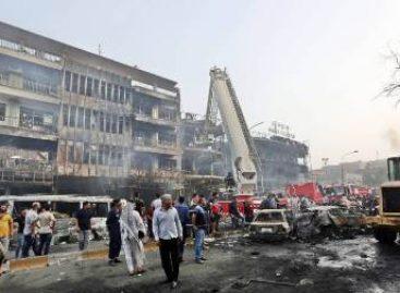 Condena México los ataques terroristas en el distrito de Karrada en Bagdad, Iraq