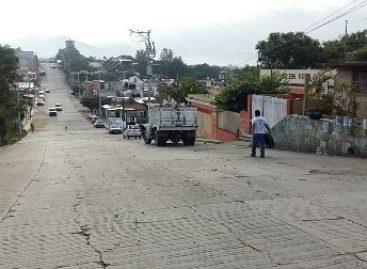 Realizan descacharrización en agencias y colonias de la zona norte de Oaxaca